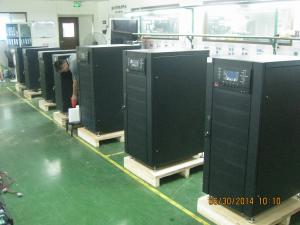 Quality 3phase 10 kva / 80 kva 208Vac Online UPS Powerwell America HF UPS for sale