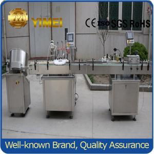 China Automatic Electronic Cigarette Liquid Filling Machine From China on sale