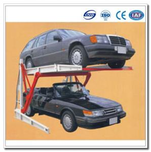 China Double Parking Car Lift Intelligent Parking Assist System on sale