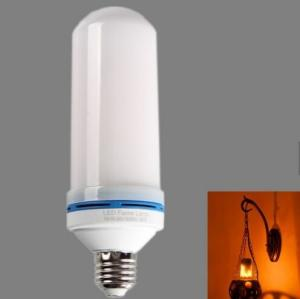 China 2017 New arrival E27 Led Flame Lamps Effect Light Bulb 85 265V Flickering Emulation Fire Lights 5W Decorative Lamp on sale