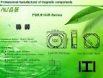 Inductores del poder de la serie SMD de PDRH103R