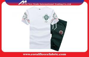 China Couples Crane Sportswear Sandbeach Cotton Sports Wear for Girls and Boys on sale