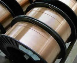 China Copper-Coated Welding Wire on sale