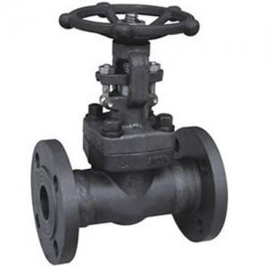 China High quality  Forged Steel Flange Gate Valve Hot sale !!! on sale