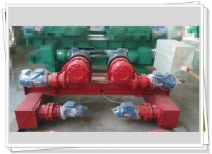 China Heavy Duty Pipe Welding Rotator Pipe Welding Stands For Industry on sale