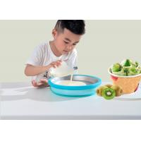 Miracle Exclusives Non Electricity Instant Fried Ice Cream Making Tray 23cm Diametre
