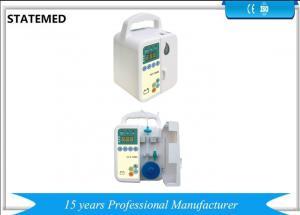 China Smart Safe Enteral Feeding Pump Free - Flow Alarm Flow Rate 1ml/  H~300ml / H on sale