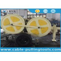 Hydraulic Wire Conductor Tensioner Used in 220KV Overhead Line Transmission