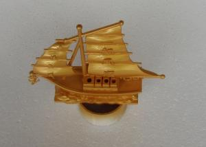 China Golden Galleon Models ,  Golden Galleon Cruise Ship Handcrafted Model Ships on sale