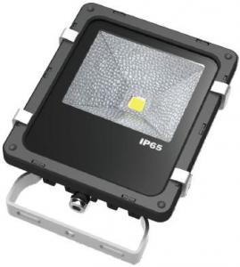 Quality New Design LED Floodlight with Copper Pipes and ASA cover for sale