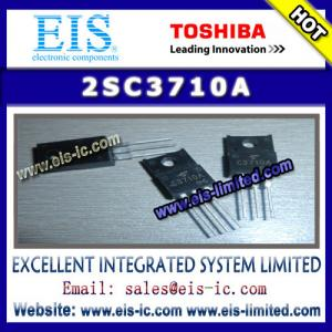 China 2SC3710A - TOSHIBA IC - HIGH CURRENT SWITCHING APPLICATIONS - Email: sales012@eis-ic.com on sale