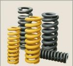 Track spring assy, Recoil spring , idler cushion recoil spring