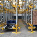 Boosting Effciency ASRS Automatic Pallet Storage Shuttle Rack