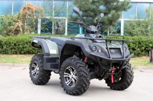 China 400cc Four Wheel ATV With Extra Large Size Air Cooled + Oil Coolded Shaft Drive on sale