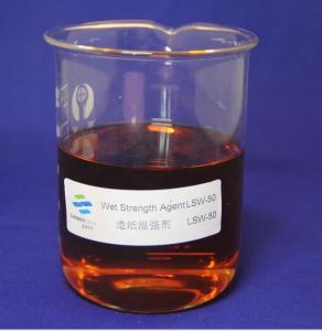 China PH 4-7 Surfactant Wetting Agent PPE Adsorbed On Fibre In Pulp Cationic on sale