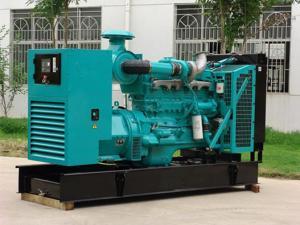 China Stamford AC Generators , Cummins Diesel Generator 50KVA 200KVA on sale