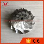 GT3582 451644-0005 61.33/82.00mm 11+0 blades cutback:0.0 Turbo Billet/aluminum 2618/milling compressor wheel for racing