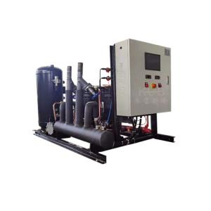 China Scroll Fruit Preservation Refrigeration copeland refrigeration condensing units for Chemical medical  food processing on sale