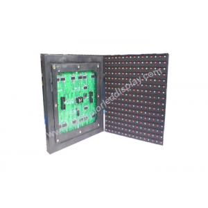 China DIP346 P25 Tri-Color LED Module , Flexible Led Module Moisureproof on sale