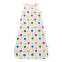 Flame Retardant Baby Sleeping Bag, made of mod acrylic and cotton, 230gsm, printing fabric