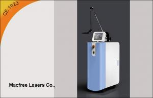 China Doubling Lamp & Doubling Crystal Q Switched Yag Laser Tattoo Removal For Orthopaedics on sale