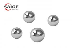China G25 5 / 32 '' Ball Bearing Steel Balls , 3mm / 5mm Stainless Steel Balls on sale