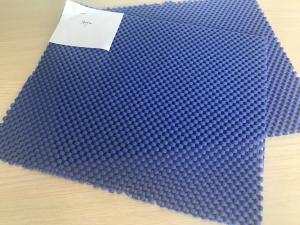 China 540g Moistureproof Eco-Friendly PVC Carpet Underlay, Rug Pad Non Slip Mat on sale