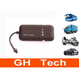 China GPRS / GSM Portable GPS Tracking Device Mini with Relay Car Control on sale