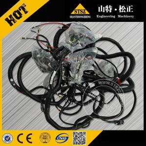China 20Y-06-31614 PC200-7 excavator wiring harness genuine komatus parts on sale