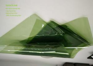 China Solar Dyed Sun Blocking Window Film For Office Buildings / House Glass Covering on sale