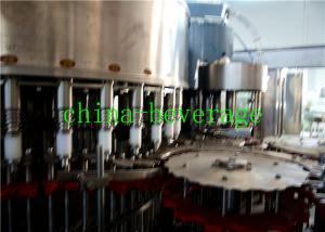 China Electric Mineral Water Bottling Machinery / Carbonated Drink Filling Machine on sale