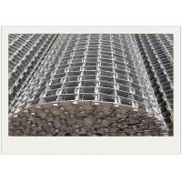China Flat Stainless Steel Wire Mesh Conveyor Belt For Heavy Machine on sale