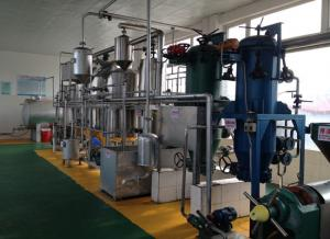 China Physical refining and chemical refining of edible oil on sale