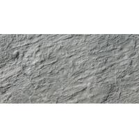 3D Inkjet Outside  600 X 300 Grey Wall Tiles  Grade aaa Type Mould Stone Design