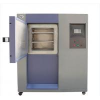 Simulation Cold Thermal Shock Test Equipment Three Chambers Design PID+PWM+SSR Control