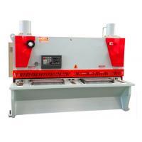 Hydraulic Sheet Metal Shearing Machine Thickness12mm * Lenght 8000mm