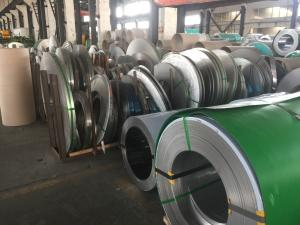 China Grade X39CrMo17-1 W.Nr. 1.4122 Cold Rolled Stainless Steel Sheet / Strip In Coil on sale