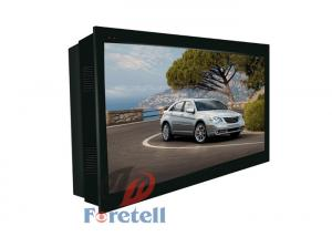 China 42 Inch LCD Advertising Display Vertical Digital Signage,Totem Digital Signage Screens on sale