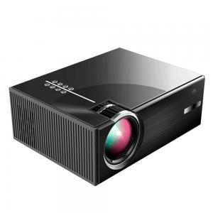 China manual focus wireless video projector 4k Shenzhen Topkey C7 1080p LED projector on sale
