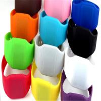 Kids Gift Touch Screen Led Silicone Wristband Watch , Silicone Sports Watch