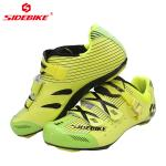 Non Slip Road Breathable Cycling Shoes Youth Design Wearable Resistance
