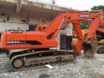 $40000 Good used excavator machine DOOSAN DH220LC-7 2009 made, original paint