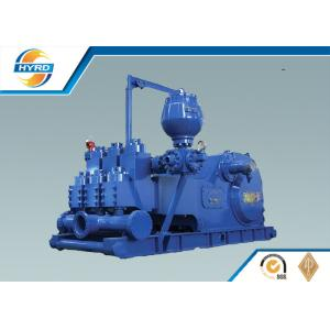 China Iron F Series Drilling Mud Pumps , Oilfield Mud Pumps For Drilling Rigs on sale