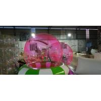 Children Size Inflatable Walk On Water Ball , Inflatable Hamster Ball