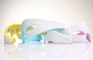 China Wearable Eye Fatigue , Myopia Treatment Portable Body Massager Eyes Mask on sale
