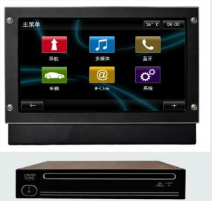 China Car multimedia players for Renault with 7'' Capacitive Touch screen and 1080P high resolution and3D dynamic UI on sale