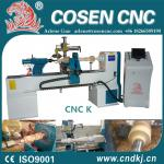 NEW CNC Wood Turning Lathe machine for woodworking with wood lathe chuck