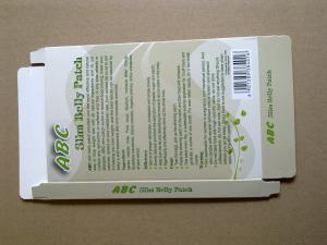 Quality ABC slim belly patch, weight loss belly patches, low calories, speed up for sale