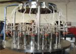 Full Automatically Bottle Juice Filling Machine Juice Bottle Filler Machine CE / ISO