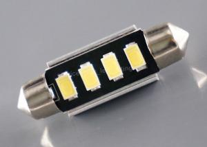China SMD 5630 x 4 LEDs Car LED Festoon Light Ultra White For Car Door Lights on sale